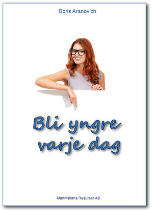 Bli yngre varje dag. E-book (no english version)